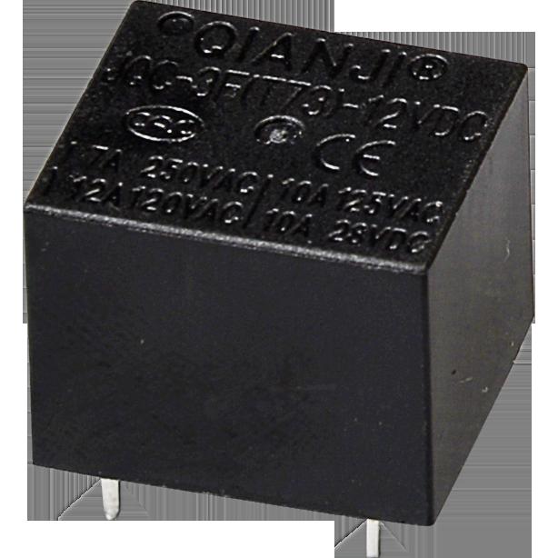 JQC-3F(T73黑壳)